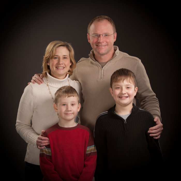 Virginia Photographers Family Portrait